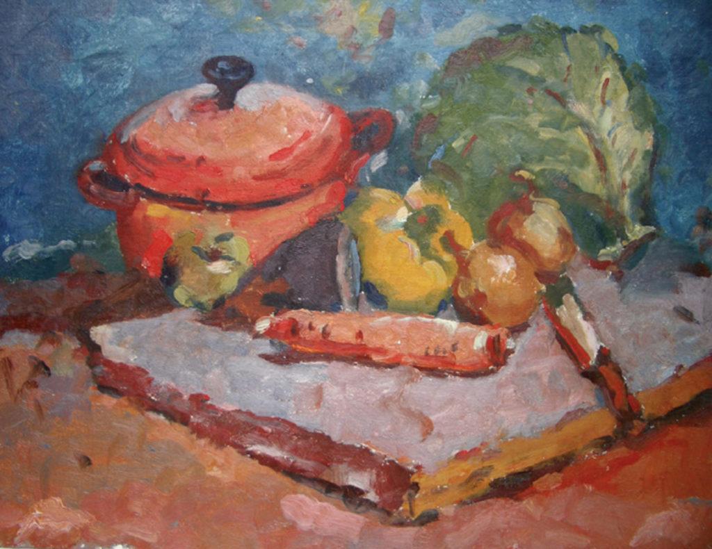 Still Life - Soup